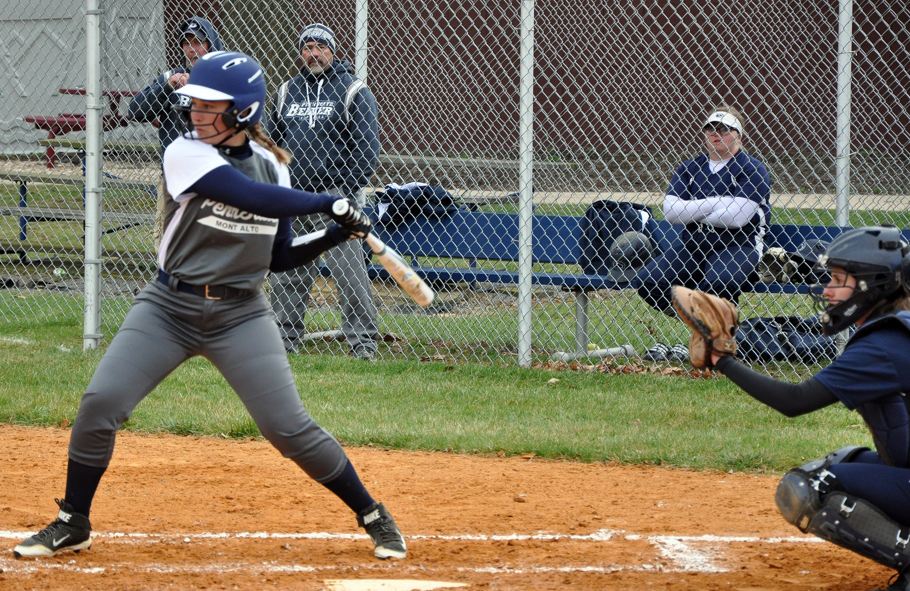 Softball Drops a Pair of Tough Losses to Penn State Beaver