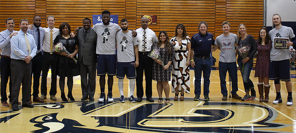 Seniors lead Gallaudet in home finale over Keuka