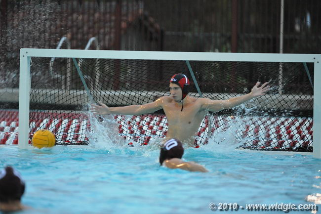 Santa Clara Wraps Up Nor Cal Tournament