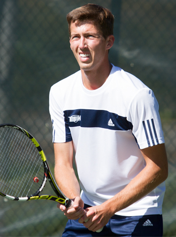 Emory & Henry Men's Tennis Loses Final Match of the Season to Bridgewater, 9-0