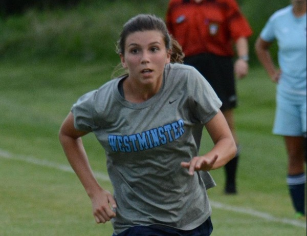 Westminster Women's Soccer Breaks Win Streak With Loss to Central