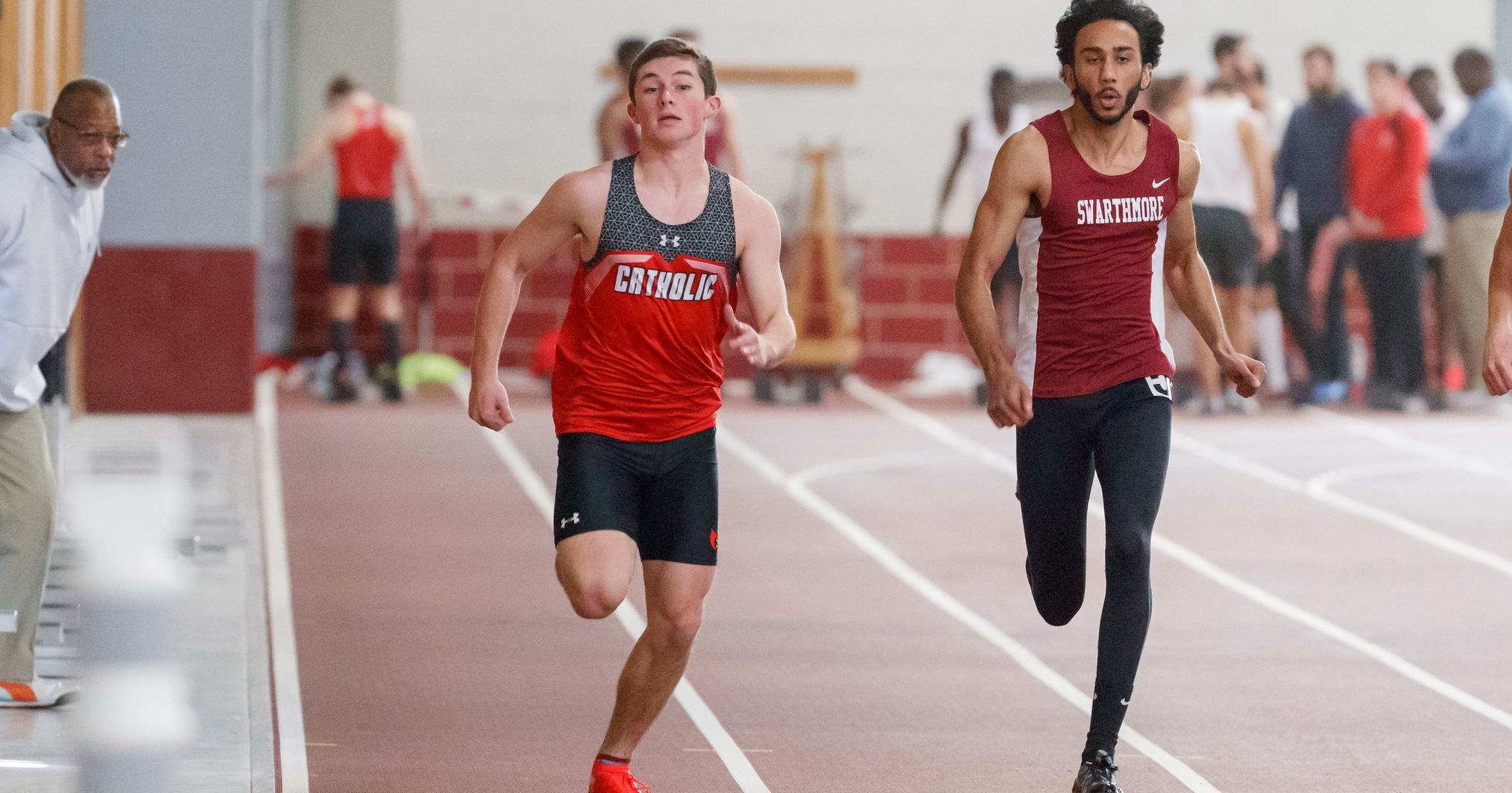 Cardinals Record Multiple Personal Bests at SU Invitational