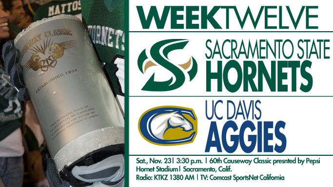 60th CAUSEWAY CLASSIC TAKES PLACE ON SATURDAY AT HORNET STADIUM