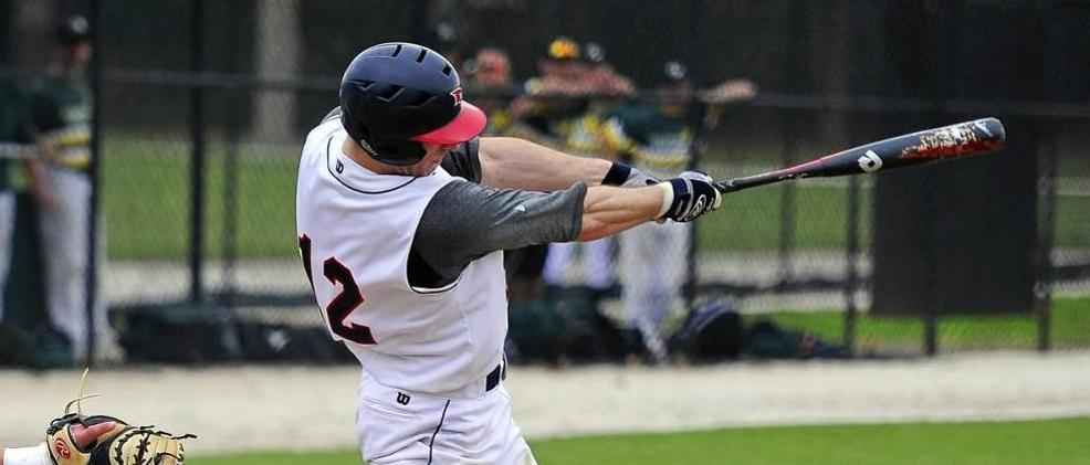 Brad Schalk had two hits with two RBIs against the Yellowjackets
