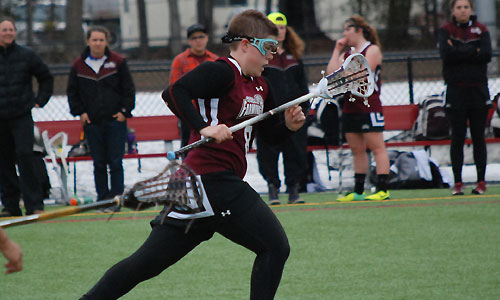 Husson upends women's lax in NAC Tourney First Round