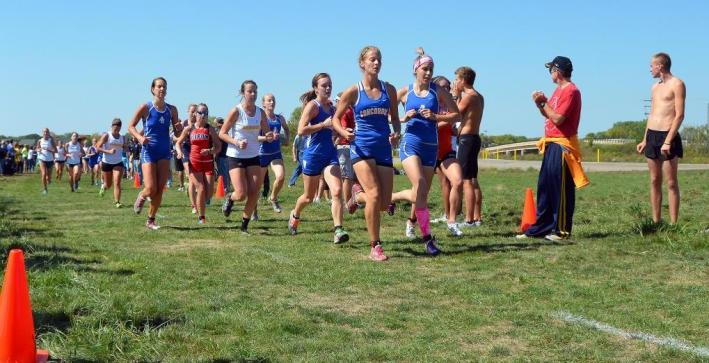 Women's runners perform well at Wisconsin Private College Championships