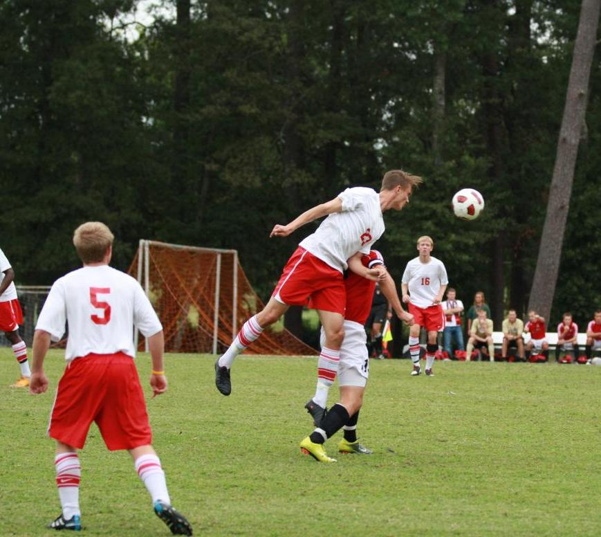 Huntingdon's Johannsson named GSAC Men's Soccer Freshman of the Year
