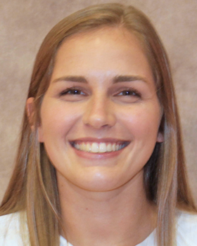 Rachel Gaston, Bridgewater, Jr., Outside Hitter