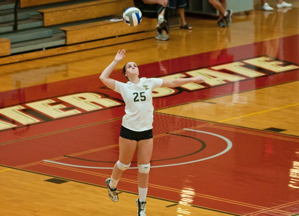 Mid-Week Match at Mount Ida Up Next for Volleyball