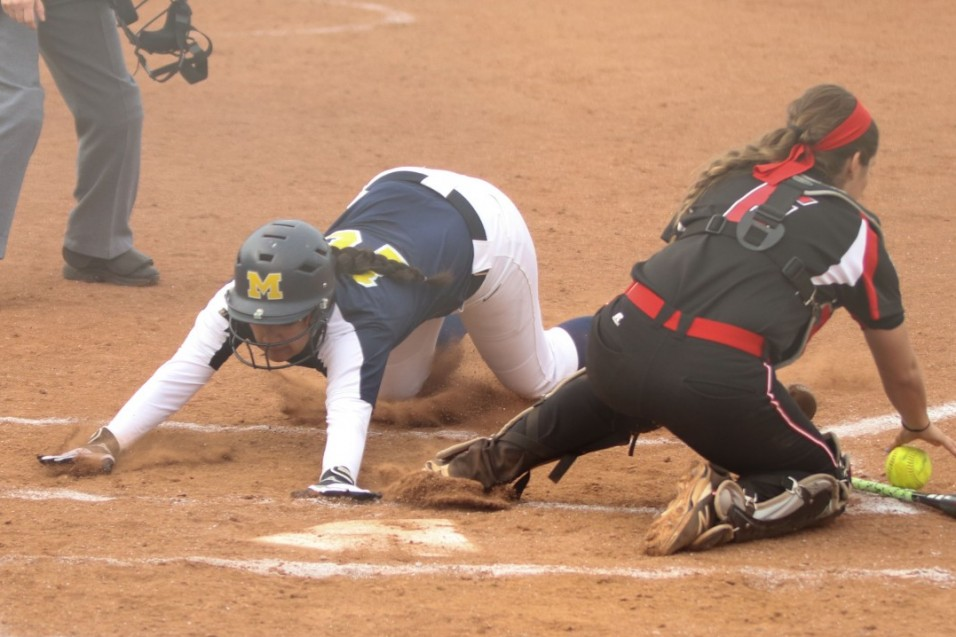 Photo for Wolverines drop game two thriller, swept at Davenport