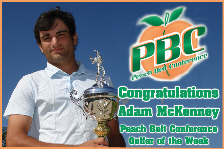 McKenney Receives PBC Honors