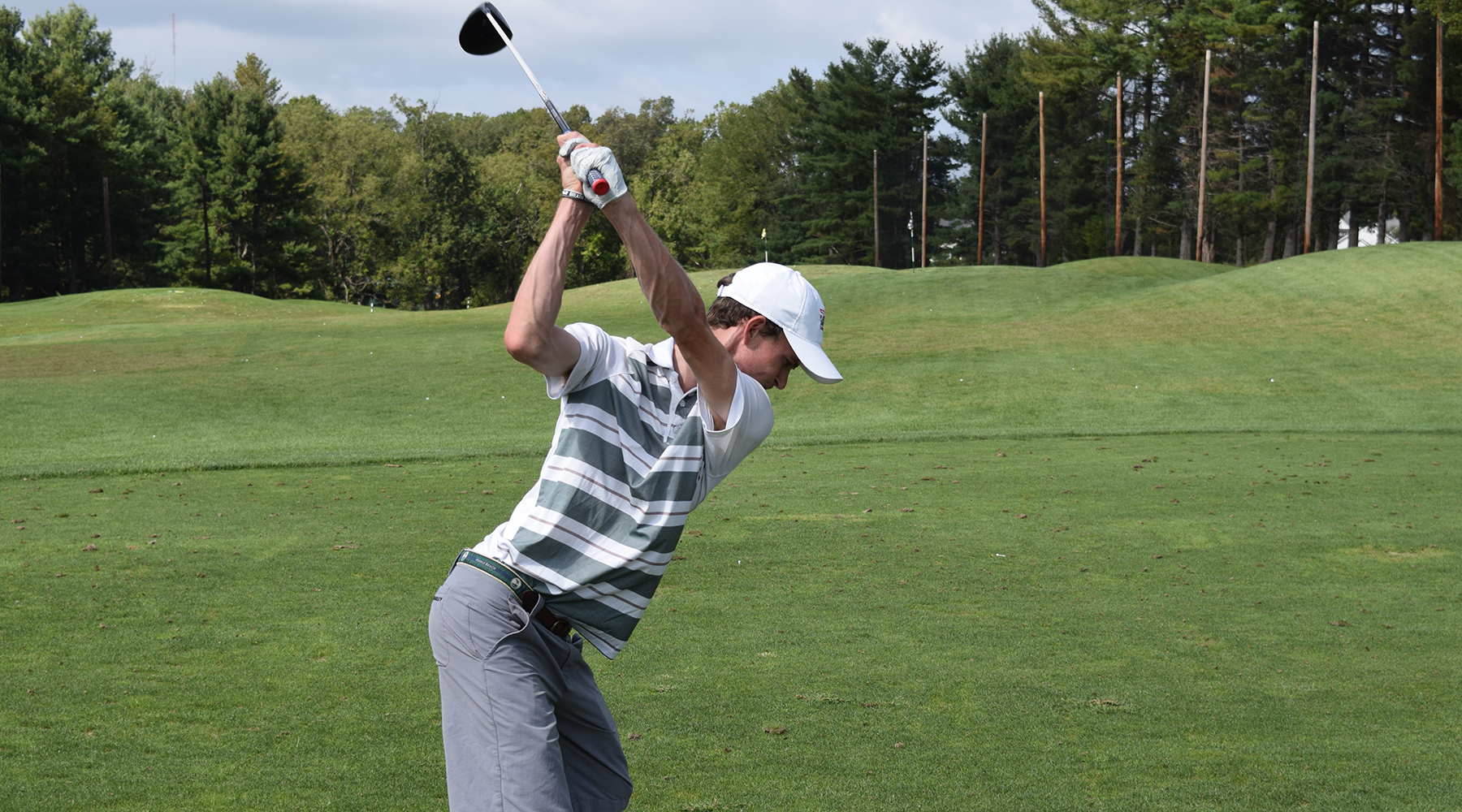 Men's Golf Finishes Second at Thomas Jefferson Quad Match