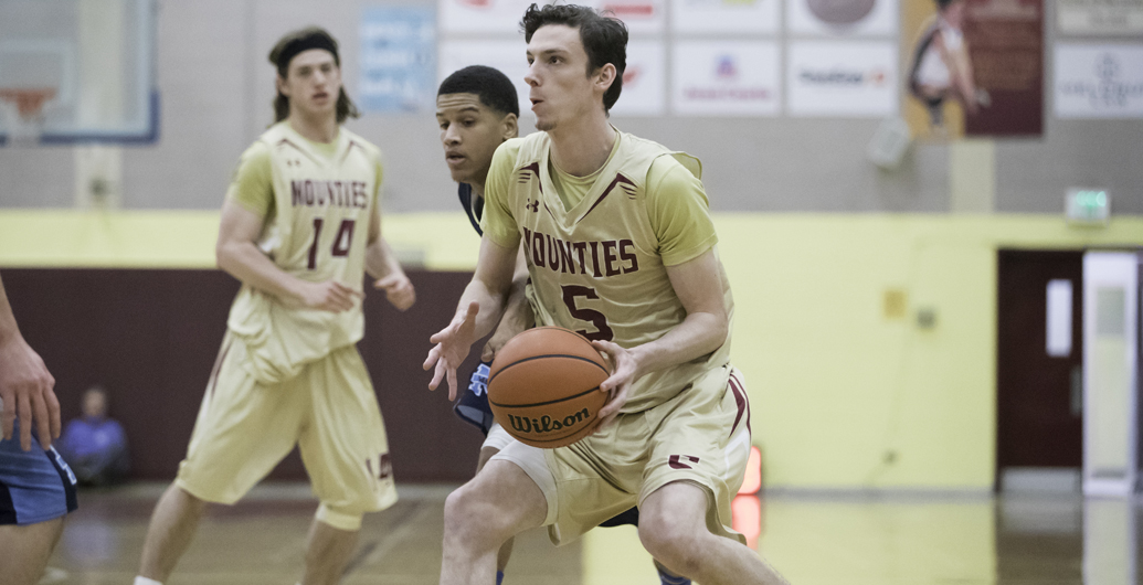 Men's Basketball Mounties Suffer Heartbreaking Loss