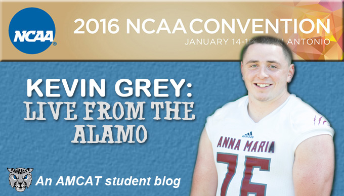 Kevin Grey: Live from the 2016 NCAA Convention