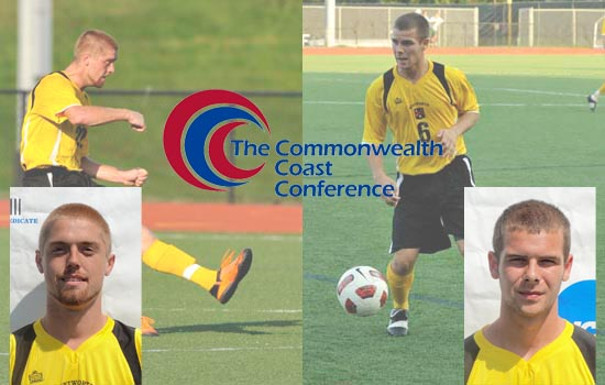 Digman, Buzzell Named All-CCC
