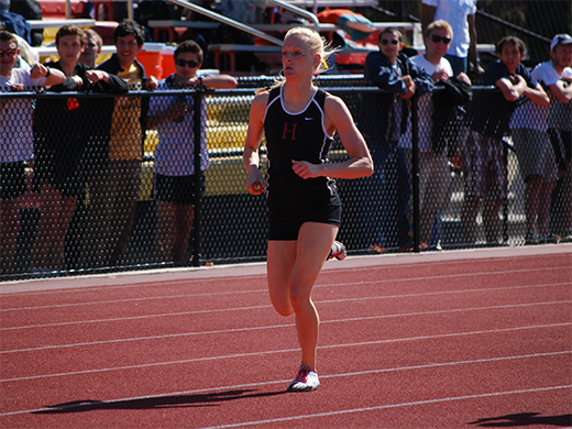 Rainey earns 1st-team honors as Haverford places 5 on outdoor track all-conference team