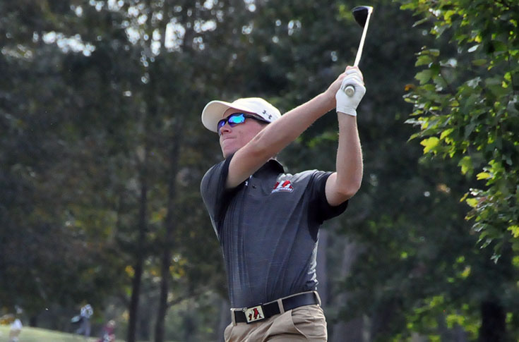 Golf: Panthers surge to tie for fourth at Chick-fil-A Invitational