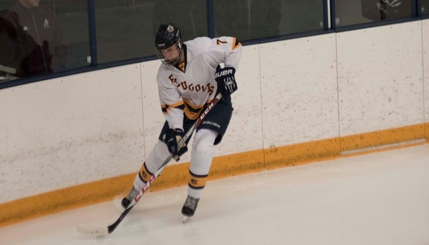 Blugolds skate past Sabers