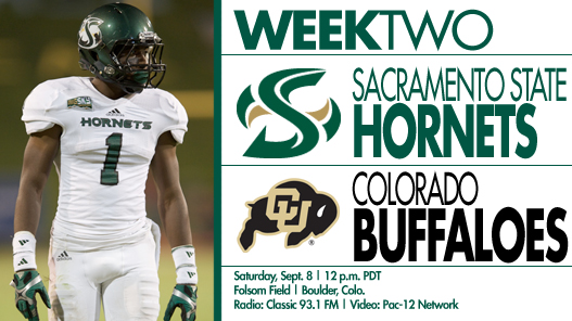 Football Heads to Colorado for Second Straight FBS Game