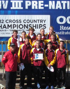 Stags Win Pre-Nationals Invitational