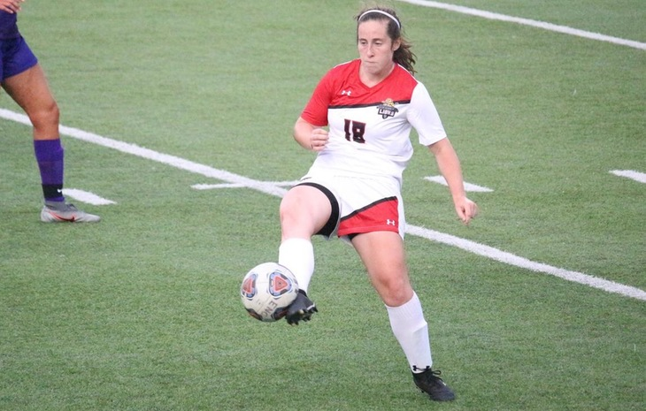Women's Soccer Absorbs 3-1 Loss at Maine-Farmington