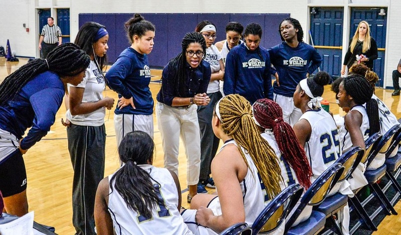 Bishop Women Drop Heartbreaker at AU on Last Second Free Throw