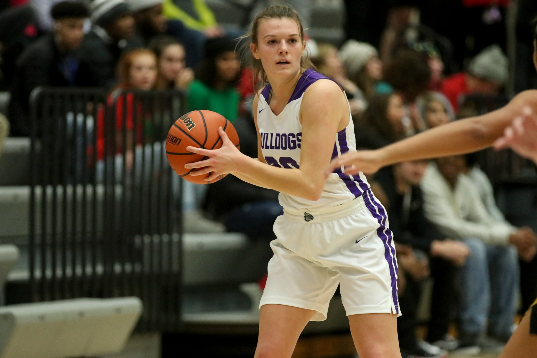 No.13/12 @bhsdogsghoops falls at top-ranked Lawrence North