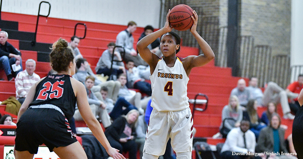 Women's Basketball Staves off F&M