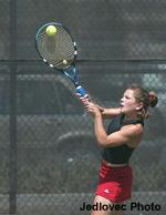 Women's Tennis Concludes Participation at SMC Invite