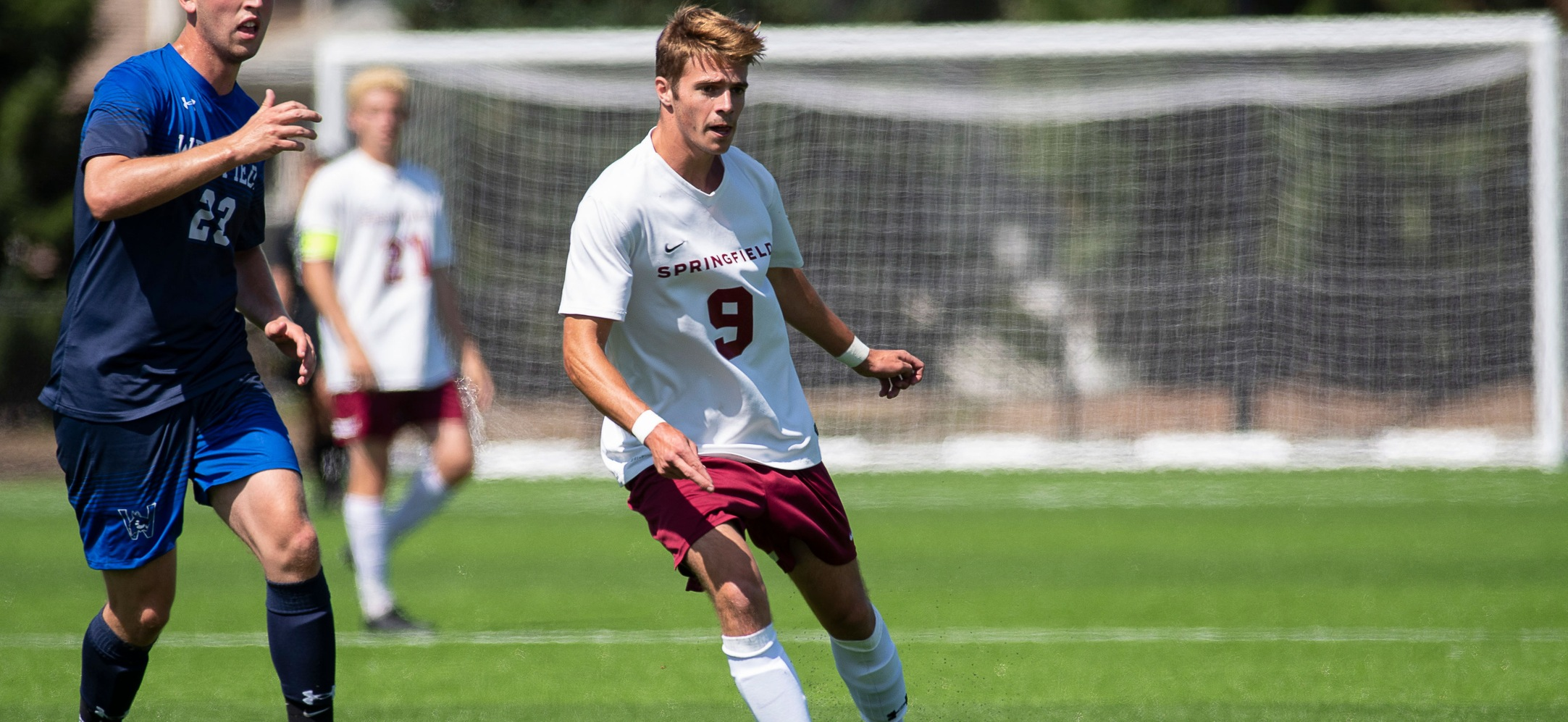 Babson Shuts Out Men's Soccer, 2-0