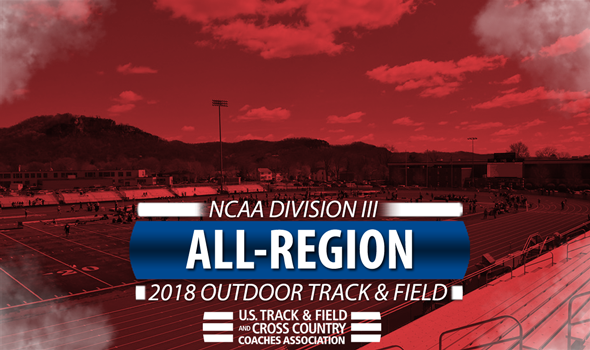 UMW Outdoor Track & Field Gains 11 USTFCCCAA All-Region Honors; Five Men and Five Women Honored