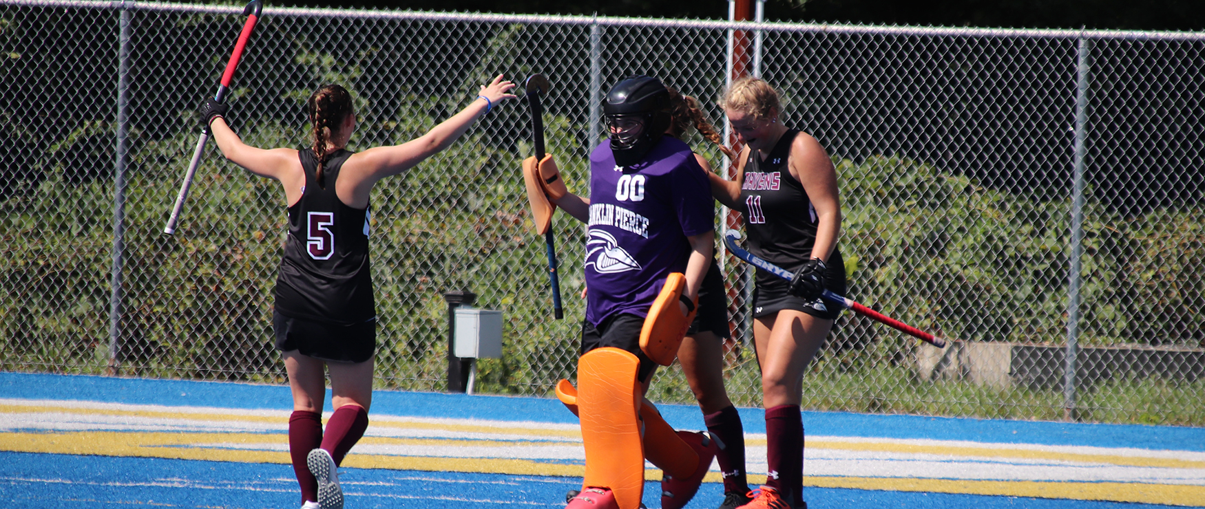 Winn Nets First Two Career Goals as Field Hockey Blanks New Haven Again, 3-0