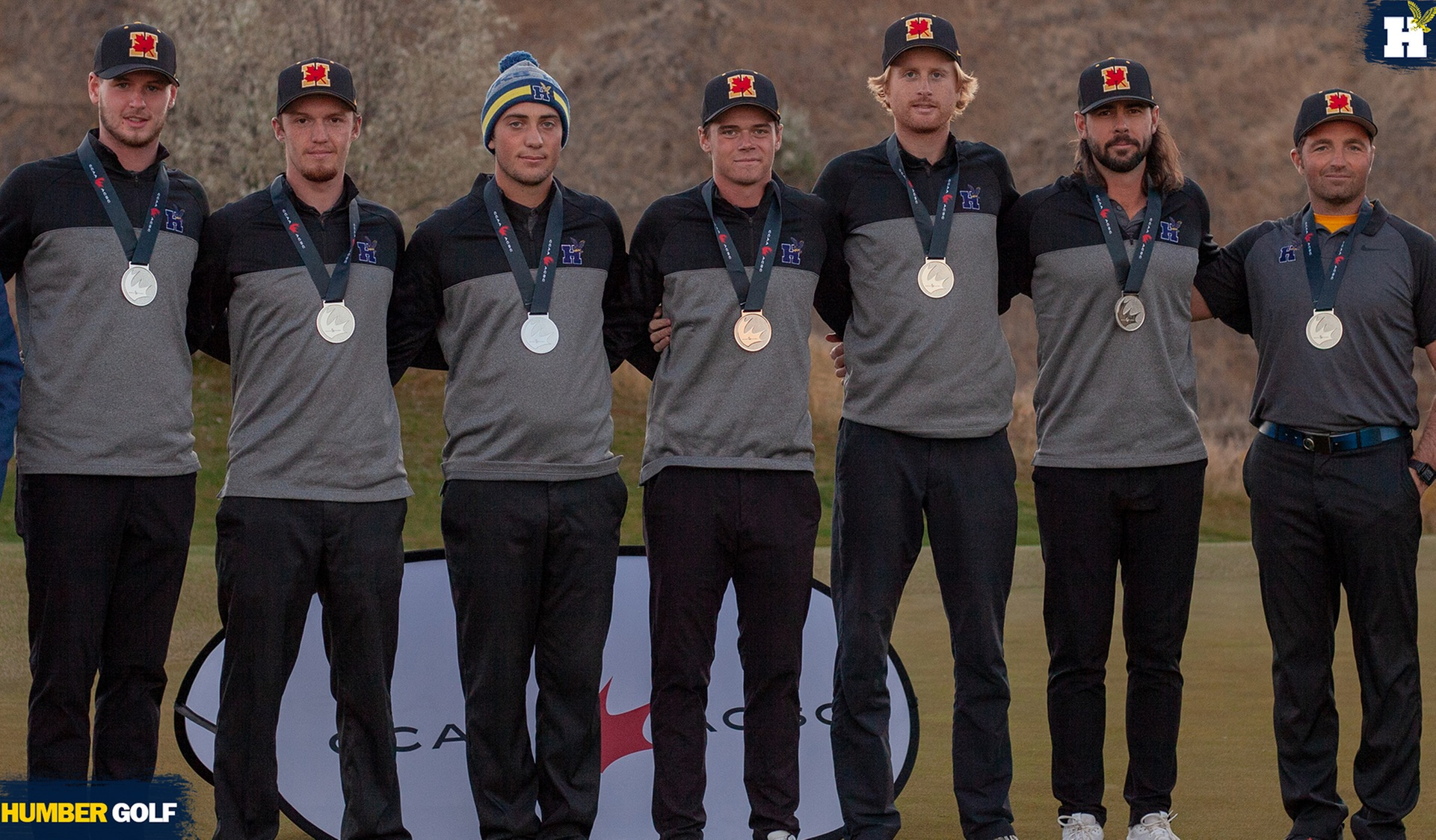 TEAM AND INDIVIDUAL (CONNER WATT) SILVER FOR HAWKS AT 2018 GOLF NATIONALS