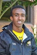 Hassan Omar, Men's Cross Country, Sophomore