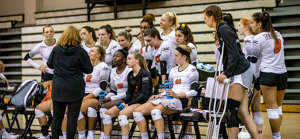 Women's Volleyball Continues Roadtrip with Division I Stop and Tennessee Swing