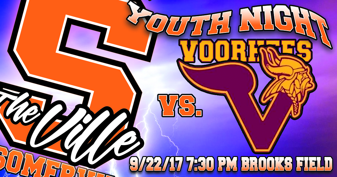 Somerville Returns Home To Face Voorhees