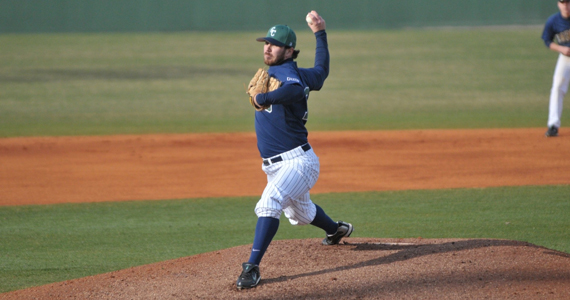 Dewald Tosses Another Gem, #4 Bobcats Beat #9 Southern Indiana 3-0 at World Series