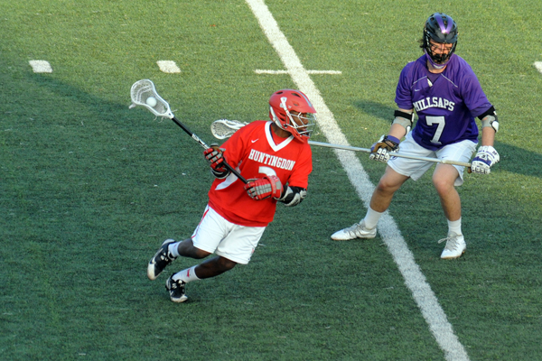 Huntingdon men's lacrosse gets back on track against Oglethorpe