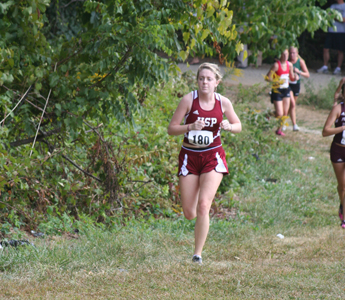 Kearns Earns All-Conference Honors as Devils Place Fifth at CACC Cross Country Championships