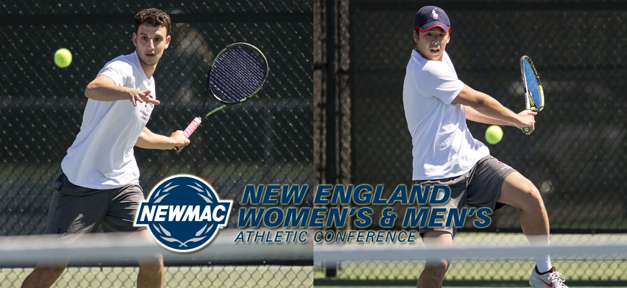 Honda and Romaine Receive NEWMAC All-Conference Honors