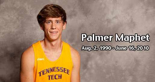 Visitation, funeral services announced for freshman runner Palmer Maphet