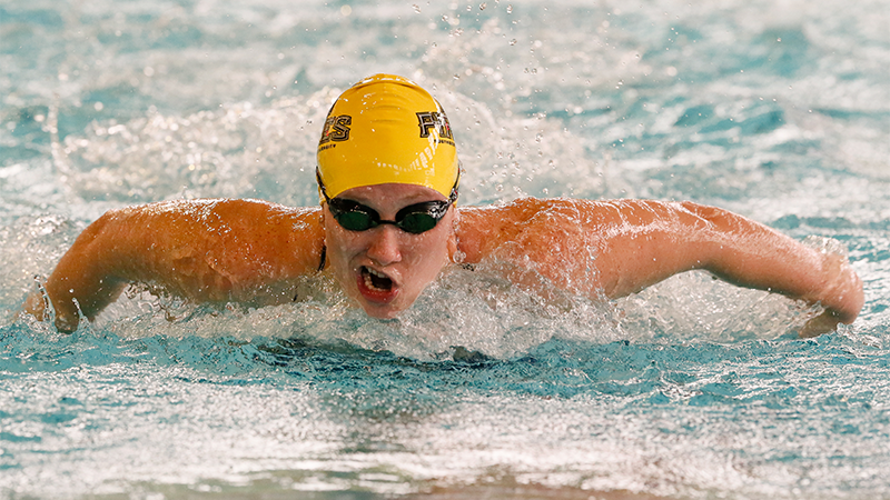 Pirates finish fourth at Trinity Invite on Sunday