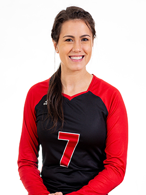 Mikaela Cameron, Women's Volleyball