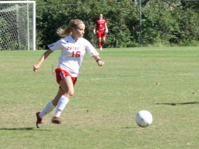 CUA drops 2-1 match on the road at Drew