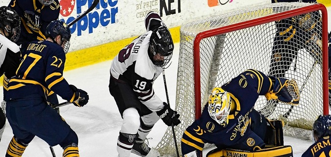 Union skates to a tie with No. 5/6 Quinnipiac