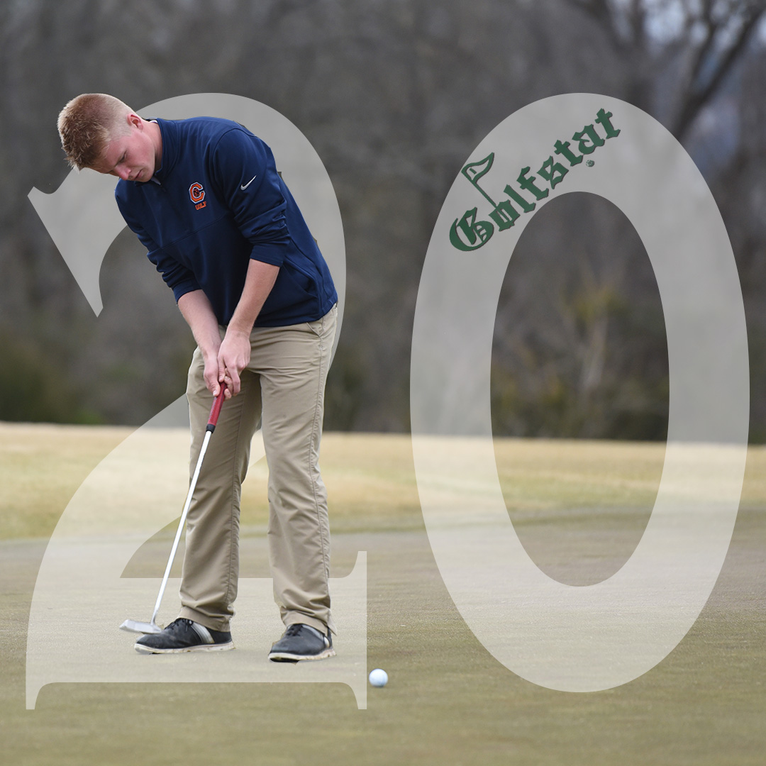 Eagles named 20th nationally by Golfstat