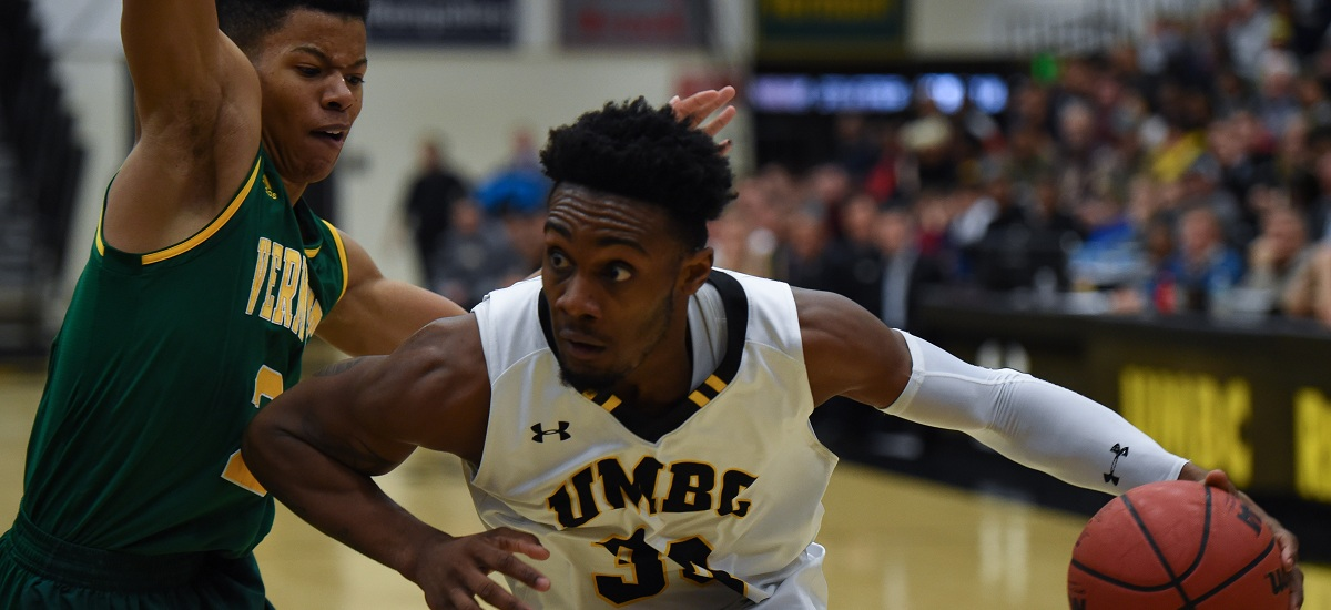 Men's Basketball To Visit Defending Champion Vermont in Saturday Evening America East Battle
