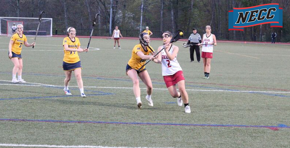 Regis and Elms Advance to the NECC Women's Lacrosse Championship