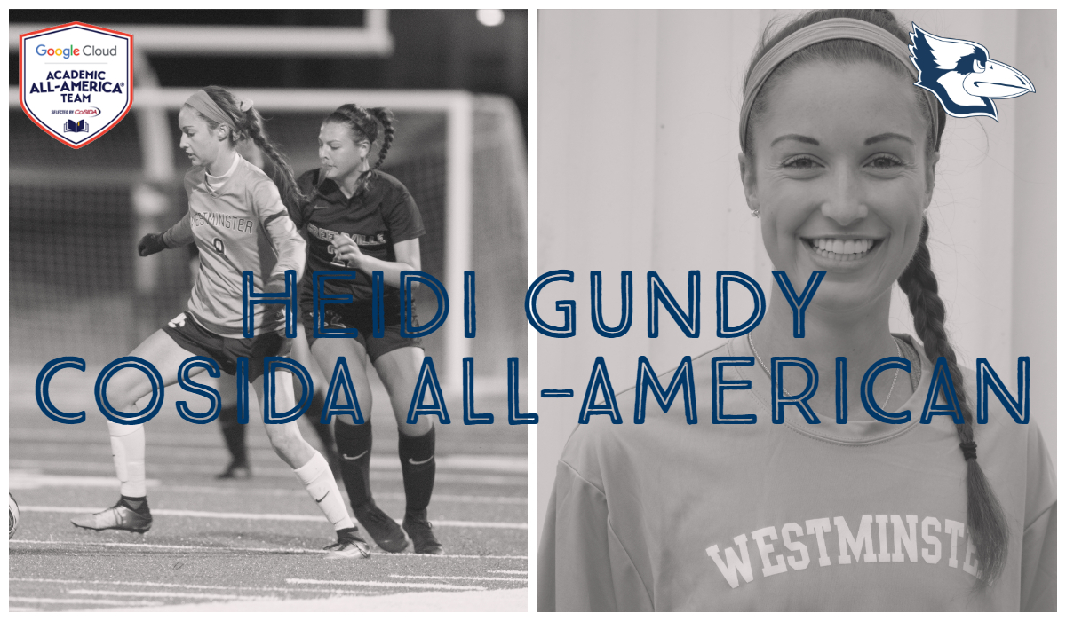 Gundy Named to CoSIDA Google Cloud Academic All-America Third Team