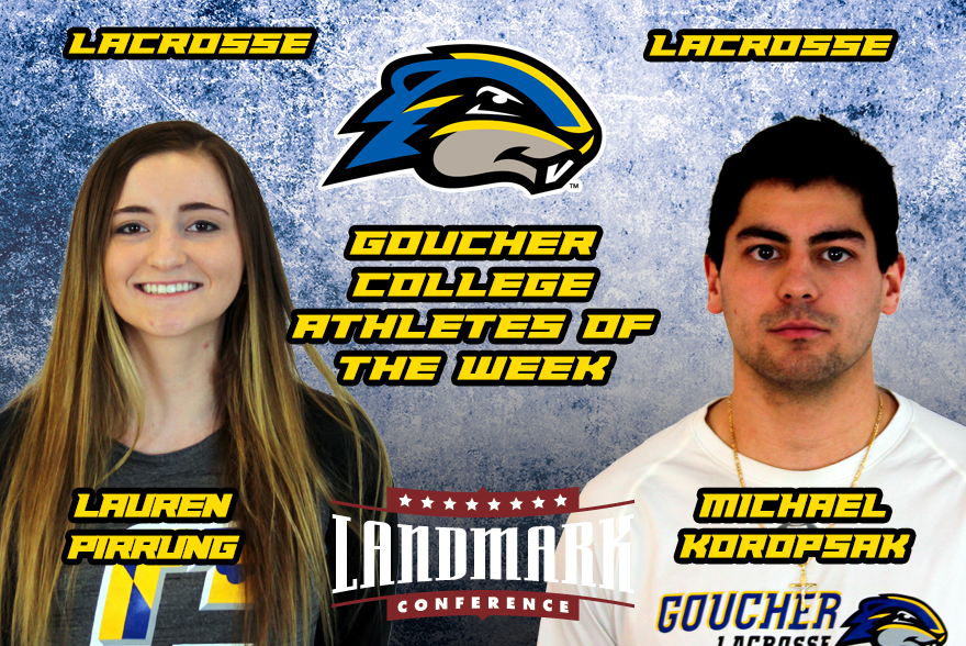 Chukwu and Pardew Named Athletes of the Week